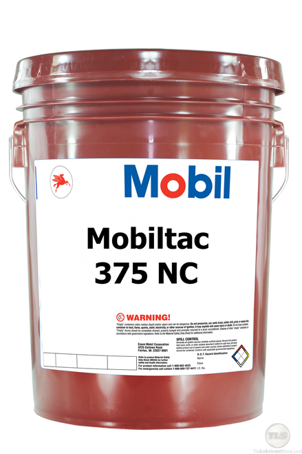 MOBIL TAC 375NC Grease for Open Gear Applications