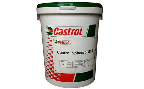 CASTROL SPHEEROL SX2 Calcium grease 18kg