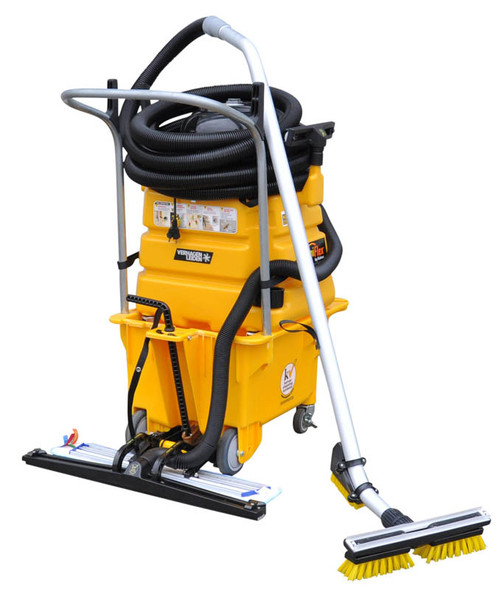 Omniflex industrial floor cleaner
