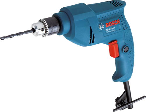 Bosch GBM 1000 Rotary drilling machine, professional drill