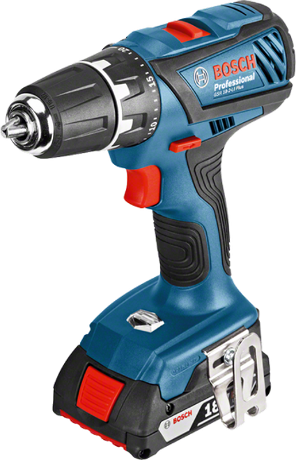 Bosch GSR 18 2 Li Plus Cordless drilling/Driver machine (