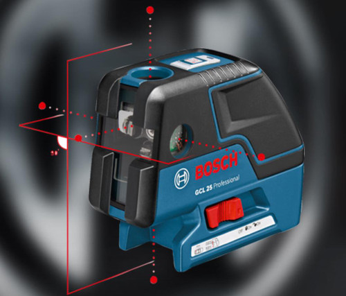 Bosch GCL 25 Point Laser Professional (Promo)