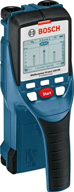 Bosch D-Tect 150 SV wall scanner and detector professional 1