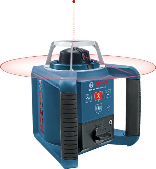 Bosch GRL 300 HV Rotation Laser professional