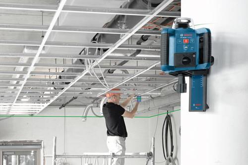 Bosch GRL 300 HVG Rotation Laser Professional applications