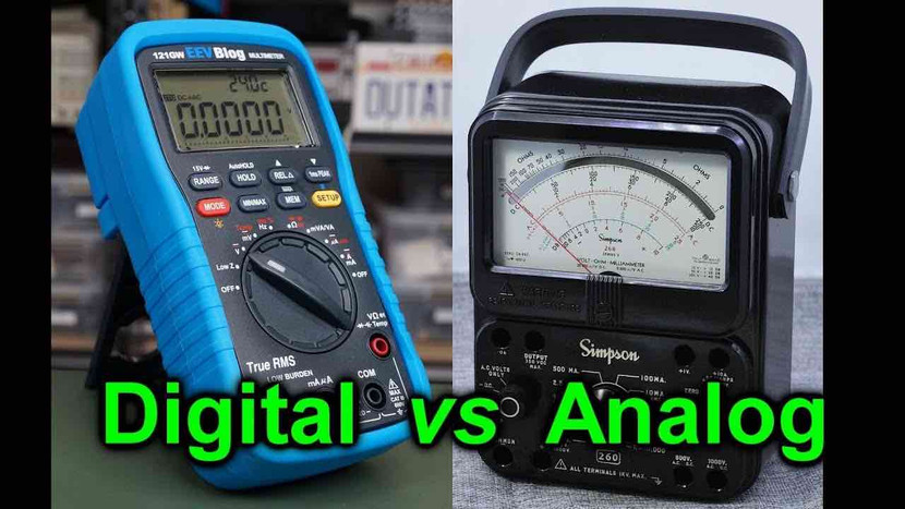 What are Digital multimeters, are they better than Analog Multimeters?