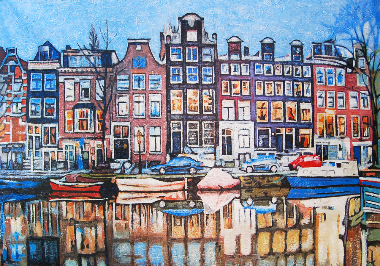 Buy Seaside Buildings 03 By Community Artists Group Rs