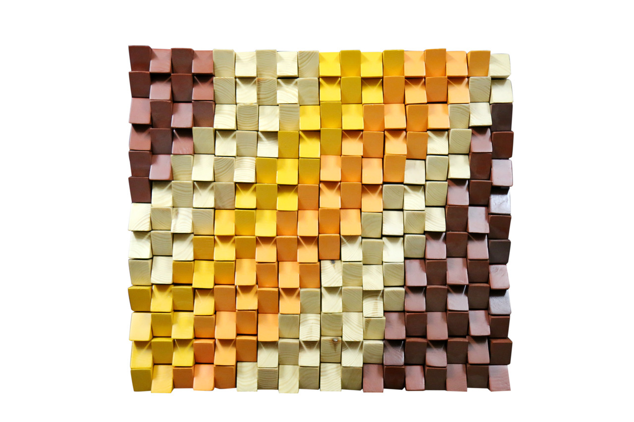 Buy colorful wooden blocks Handmade Painting by Sunil Monga. Code ...