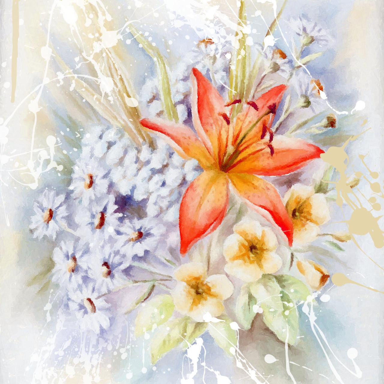 Buy 56flower02 by community artists group rs 7890 code flowerbunch of flowersred flowerwhite flowerbeautiful flowersblue izmirmasajfo