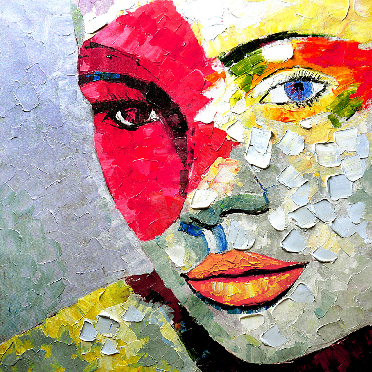 Buy Rocking Lady 3 by Community Artists Group@ Rs. 6690. Code ...