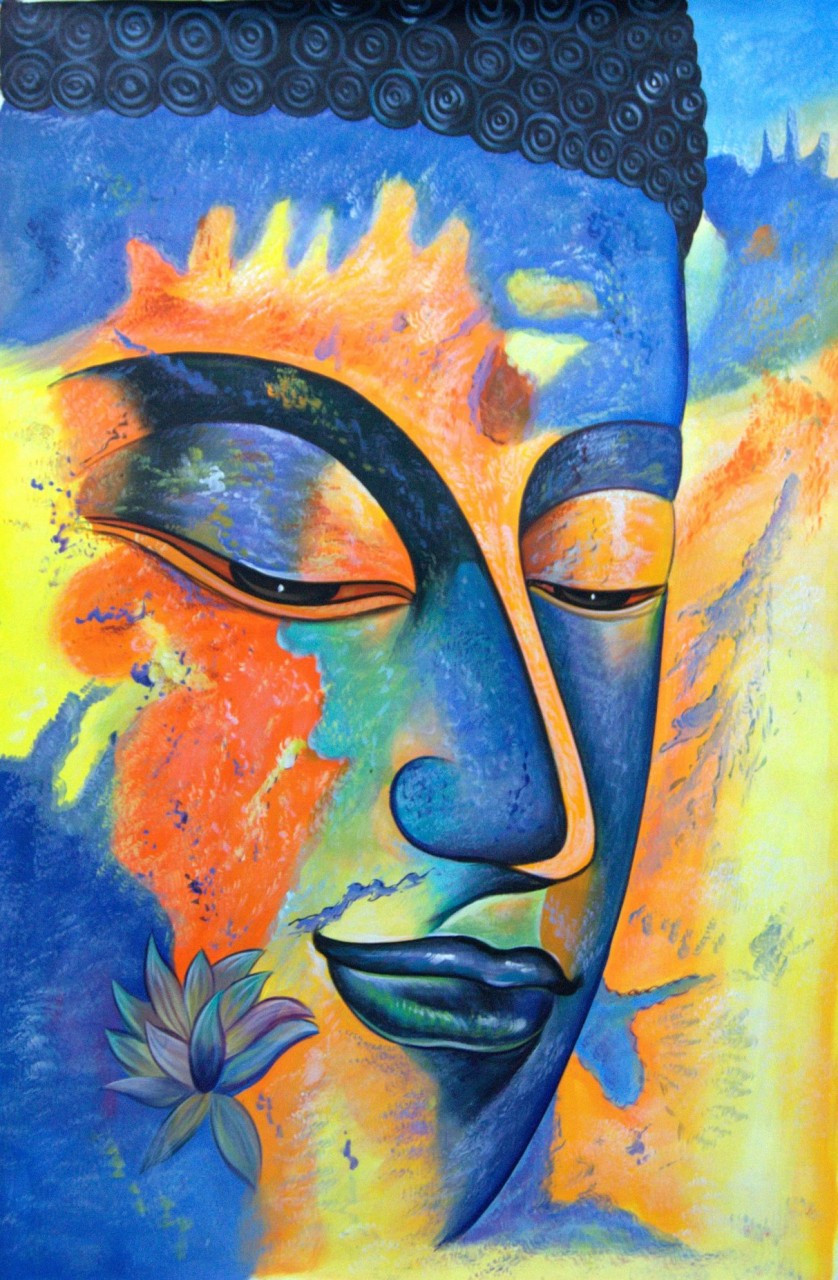 Buy Buddha Paintings Online In India With Affordable Price