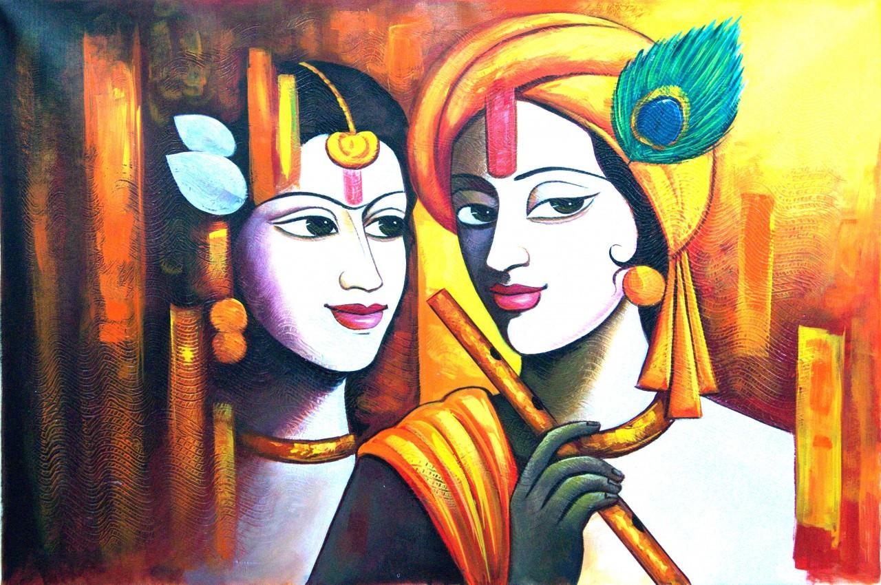 Radha Shyam With Basari01