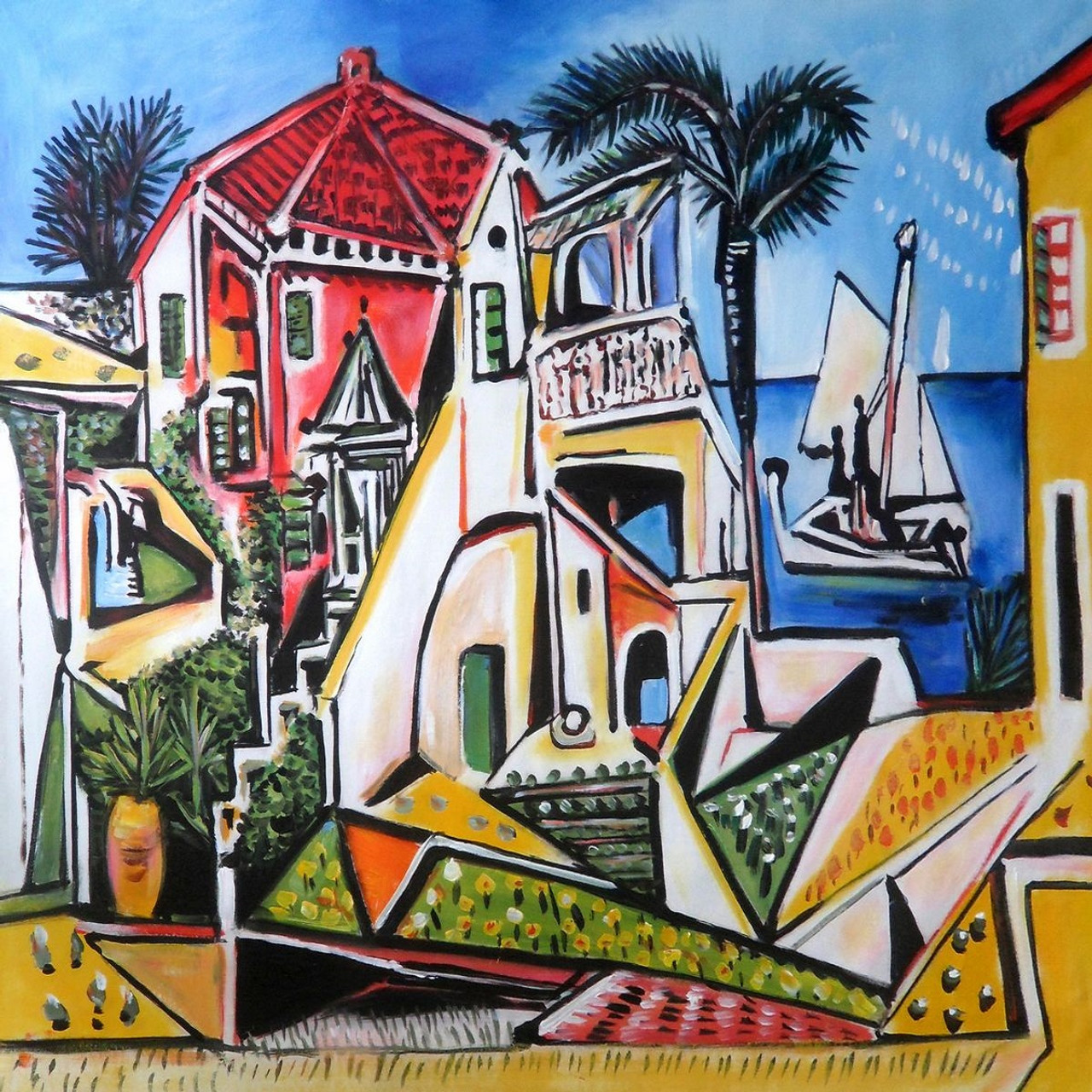 Picasso Replica Paintings For Sale