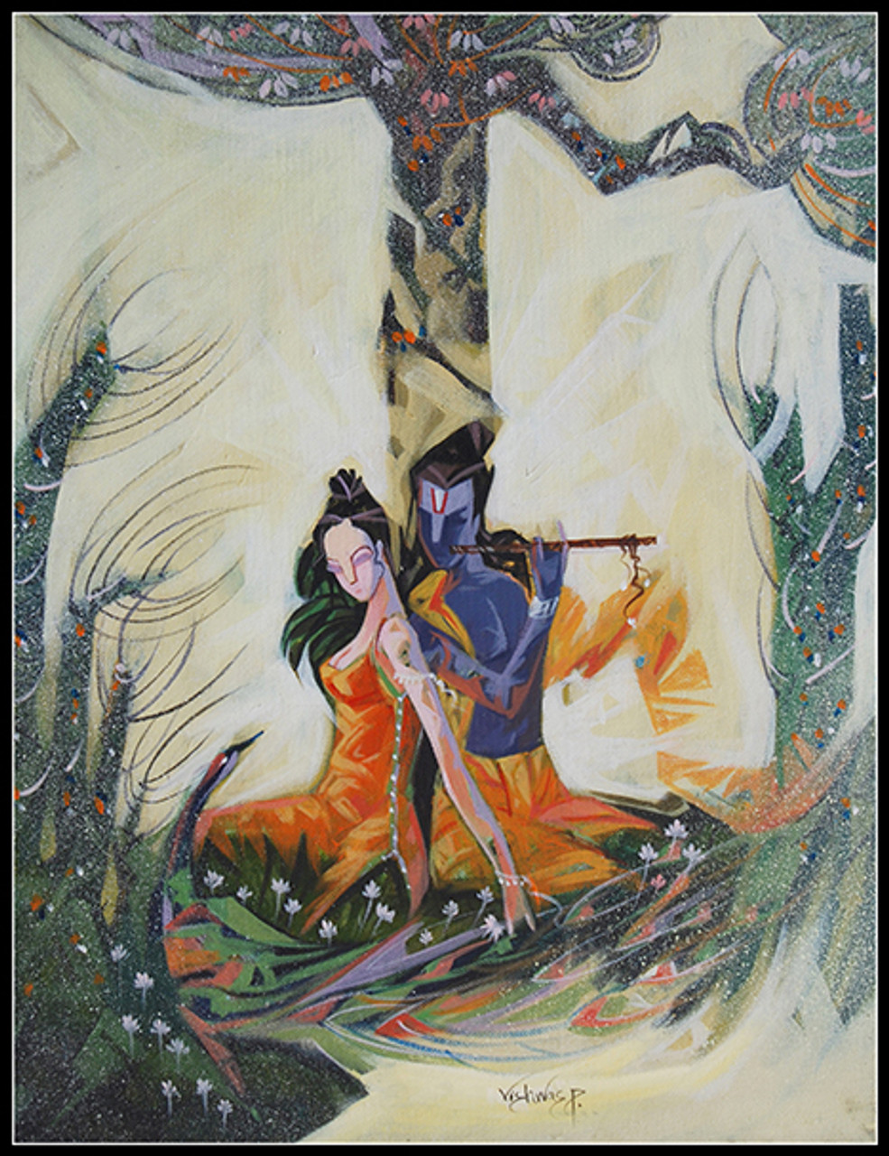 ReligiousRadha KrishnaLoveCareGod And Godess