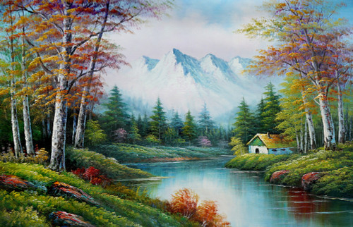 Shop Nature Forest Scenery Jungle Landscape Seascape City
