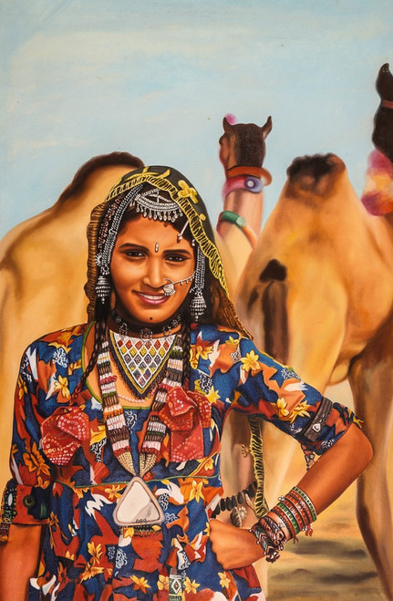Buy Life Of Rajasthan 1 By Community Artists Group Rs -9755
