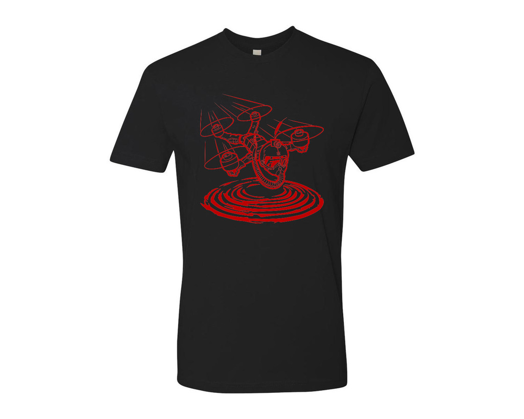 FT Micro Gremlin T-Shirt (Red)