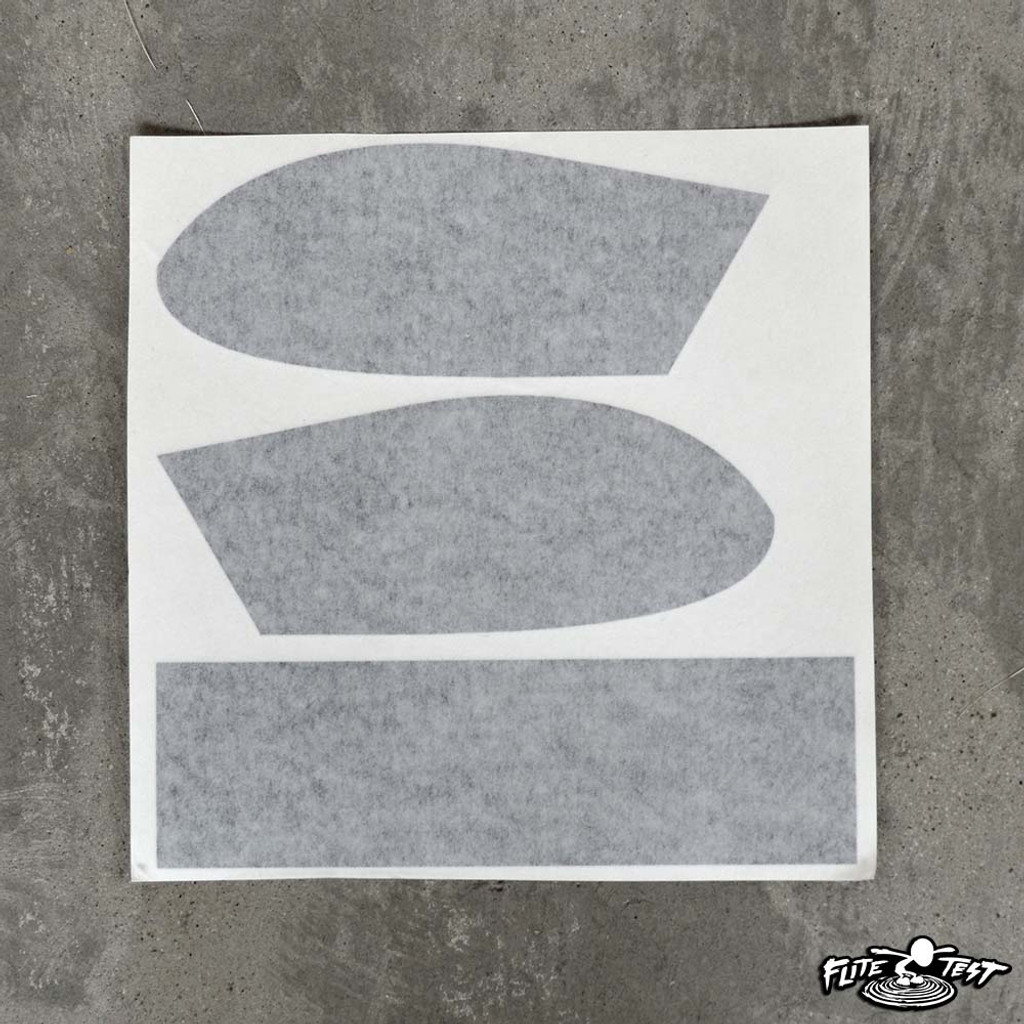 FT3D/FT22 Canopy Decal