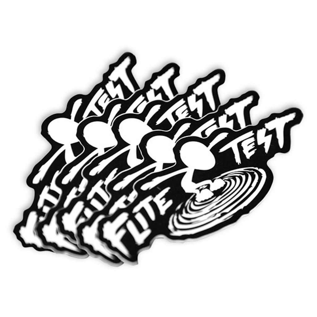 5 Pack Sticker Set - Flite Test Gremlin Logo