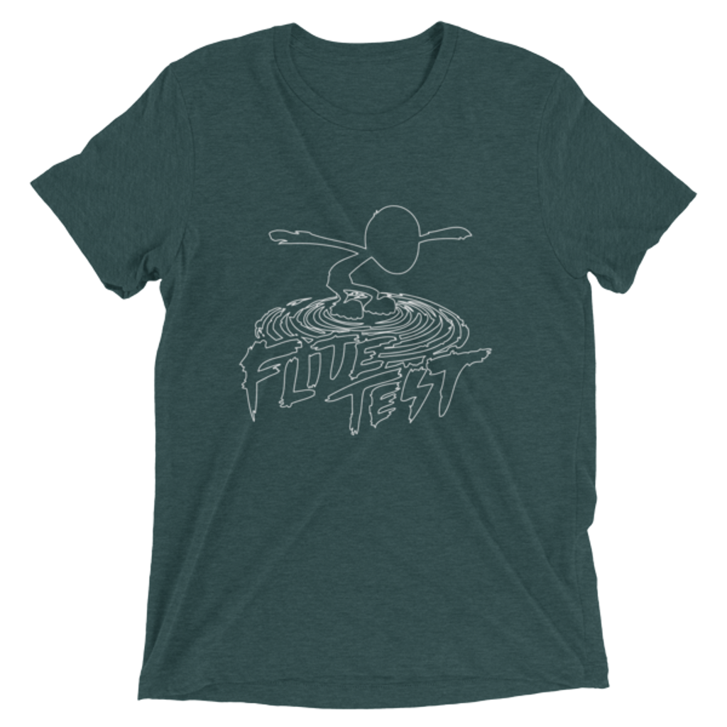 Flite Test Outlined Short sleeve t-shirt