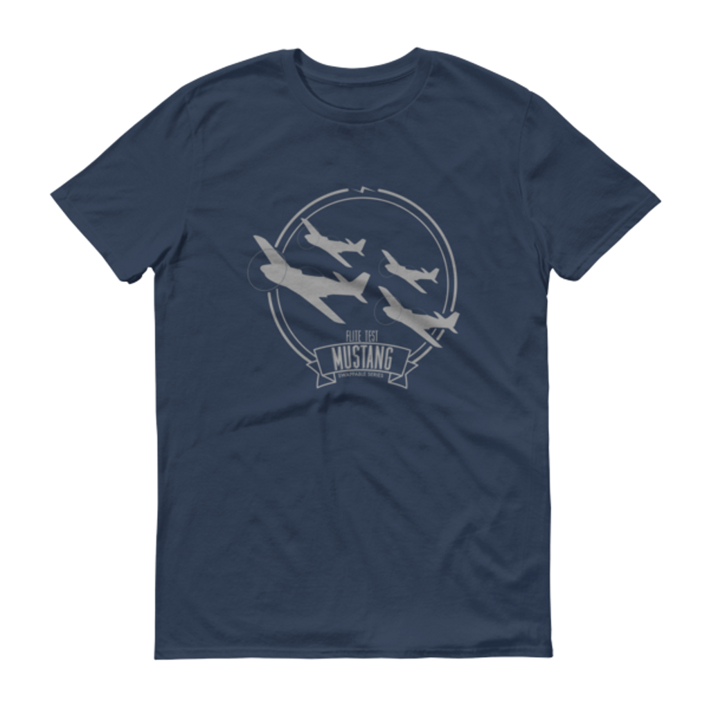 FT Mustang Short-Sleeve T-Shirt