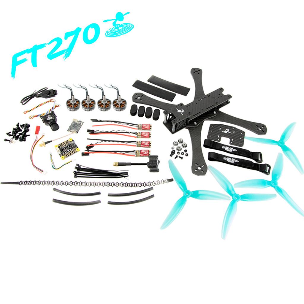 FT270 Chase Quad COMPLETE Kit