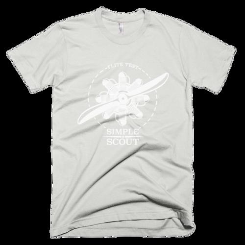 Simple Scout logo Short-Sleeve T-Shirt