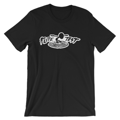 Classic Flite Test Short-Sleeve Unisex T-Shirt