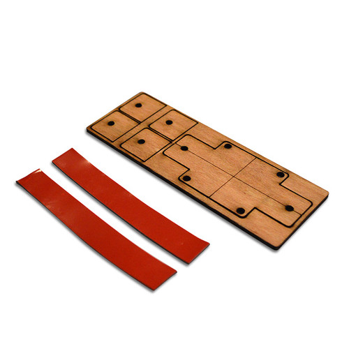 Flight Control Board Mounting Plate (36mm x 36mm)