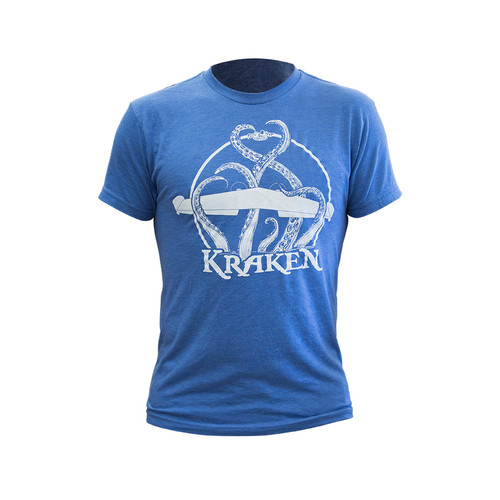 FT Kraken T-shirt (Vintage Royal)