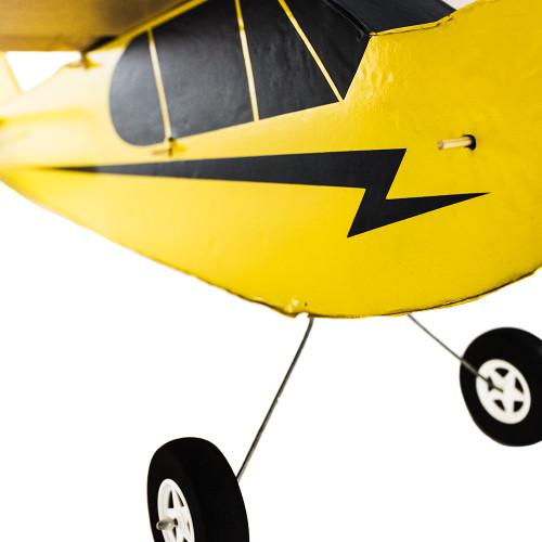 FT Simple Cub Lightning Decal