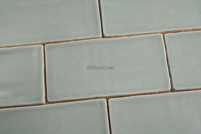 150x75mm Handmade style ocean subway wall tile