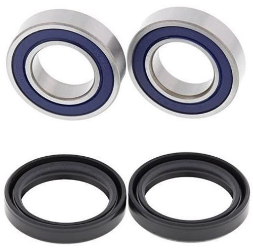SUZUKI RM125 RM250 FRONT WHEEL BEARINGS & SEALS 2001-2011