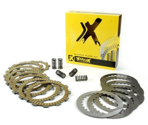KAWASAKI KX250F CLUTCH KIT PLATES & SPRINGS PROX PART 2004-2018