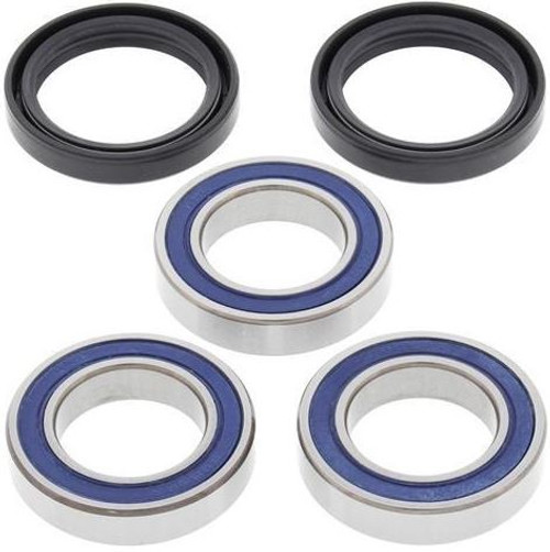 SUZUKI RMZ250 RMZ450 REAR WHEEL BEARINGS & SEAL KIT 2005-2018