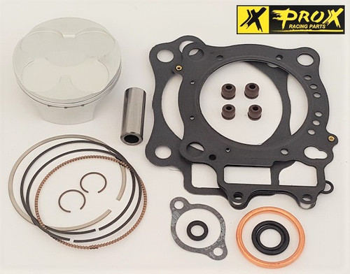 HONDA CRF450R TOP END ENGINE PARTS REBUILD KIT PROX 2007-2008