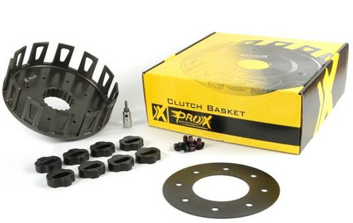 KAWASAKI KX250F CLUTCH BASKET PROX ENGINE PARTS 2004-2018