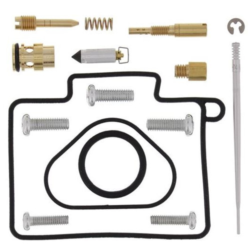 YAMAHA YZ125 2002-2017 CARBURETOR REBUILD KIT CARBY PARTS