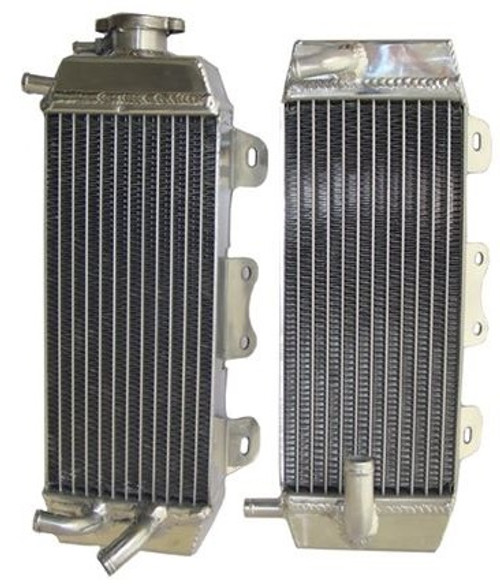 YAMAHA WR250F 2001-2013 RADIATOR SET PSYCHIC MX PARTS
