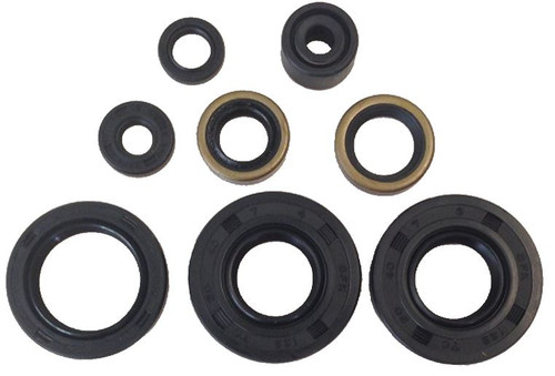 KAWASAKI KX65 ENGINE OIL SEALS KIT MXSP PARTS 2000-2018