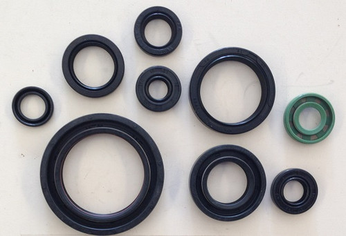 HONDA CRF450R  ENGINE OIL SEALS KIT MX PARTS 2009-2016