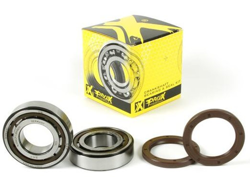 KTM 500EXC MAIN BEARINGS & CRANK SEALS KIT PRO X 2012-2016