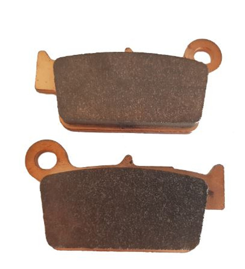 YAMAHA YZ125 2003-2018 REAR BRAKE PADS SINTER MX PARTS