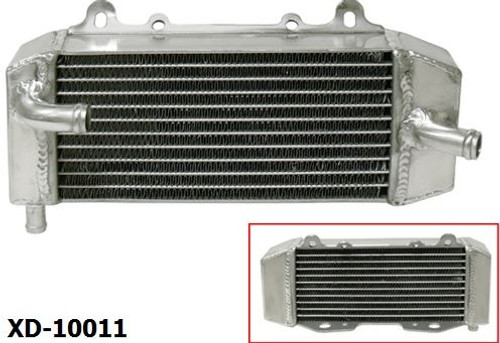 KAWASAKI KX250F RADIATOR SETS PSYCHIC COOLING PARTS 2004-2016
