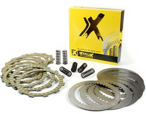 SUZUKI RMZ450 CLUTCH PLATE & SPRINGS KIT PROX PARTS 2005-2018