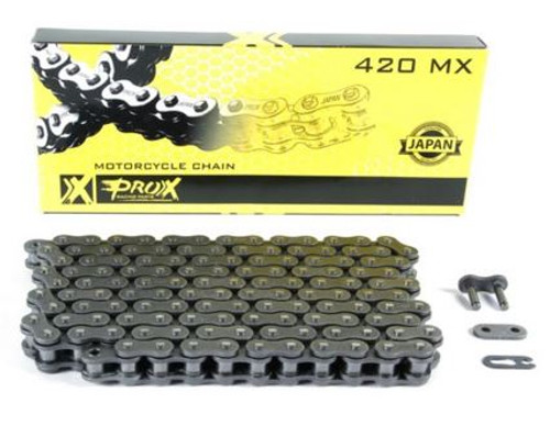YAMAHA YZ65 2018 HEAVY DUTY DRIVE CHAIN 130 LINKS PRO X 420