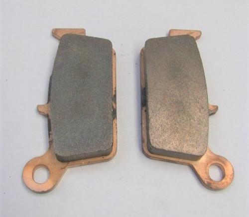HONDA CR85 CR125 CR250 REAR BRAKE PADS SINTER COMPOUND