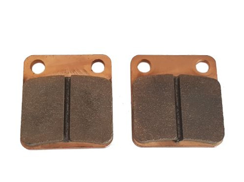 KAWASAKI KX65 BRAKE PADS REAR SET SINTER MX PARTS 2000-2018