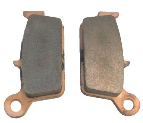SUZUKI RM125 RM250 REAR BRAKE PADS SINTERED MXSP 1996-2011