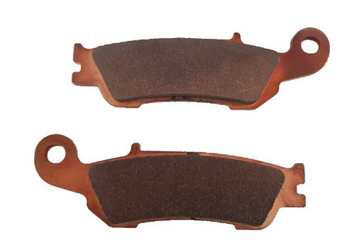 YAMAHA YZ250F FRONT BRAKE PADS SINTER COMPOUND 2007-2018